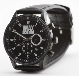 VMAX SPECIAL FORCES Chronograph matt black